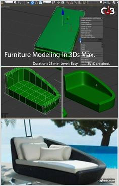 Tutorial Furniture Modeling is part of furniture Drawing Tutorials - deeartschool 3d Max Tutorial, 3d Drawing Tutorial, Drawing Tutorials, Drawing Tips, 3d Drawings, Amazing Drawings, Drawing Designs, Drawing Faces, Furniture Sale