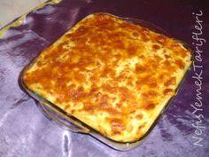 Kıbrıs Usulü Fırında Makarna - Nefis Yemek Tarifleri