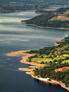Kardzhali Reservoir, Bulgaria