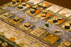 Le Havre - One of the best economic games on the planet. Become an industry magnate in an industrial era French port town. Build, Produce, Ship Goods and make Money with unprecedented freedom. A game that truly allows for creativity, yet has some of the simplest rules you will encounter.