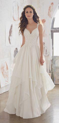 Beautiful Beach Wedding Dresses (82)