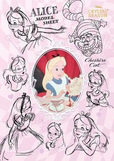 Disney's Alice in Wonderland:) Arte Disney, Disney Fan Art, Disney Wallpaper, Iphone Wallpaper, Alice In Wonderland Fanart, Alice Liddell, Alice Madness, Were All Mad Here, Zombies