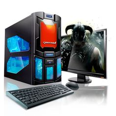 Best Gaming Computers for 2014 - The Desktop Edition - The High Tech Society Gaming Computer Setup, Gaming Pcs, Computer Technology, Windows 10, Windows Phone, Custom Pc, Google Glass, Wearable Technology, Games For Girls
