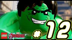 LEGO Marvel's Avengers Gameplay ITA Walkthrough #12 - Hulk Spacca - PS4 ...