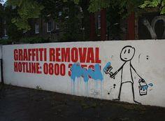 graffiti Banksy