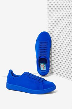 Total Blue JC Play Sneaker By Jeffrey Campbell
