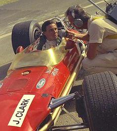 Jim Clark Lotus 49t