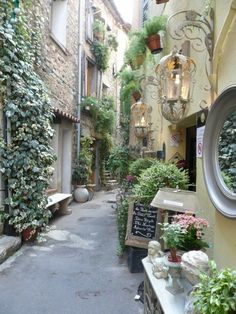 Mougins in Provence..one of my favorite French villages