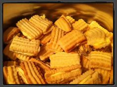 Snack Recipes, Snacks, Almond, Chips, Food And Drink, Cookies, Baking, Vegetables, Advent