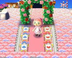 Alice in Wonderland Path Acnl Animal Crossing Qr Code