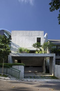 chang architects / namly place residence, singapore