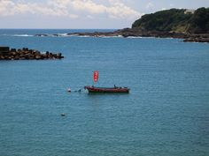Sea.  Wakayama.
