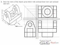 174 Best Orthographic Drawing images in 2019