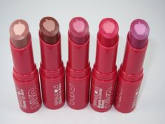NYC New York Color Cosmetics Applelicious Glossy Lip Balm