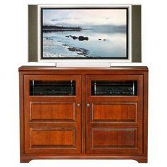 Eagle Furniture Savannah 55 in. Flat-Panel Entertainment Center - 92552PLWH, EAGL258-17