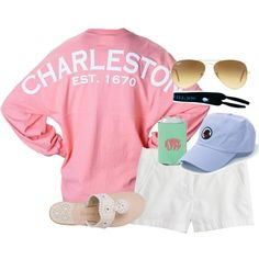 """A Little of the Good Ole' South"" by thevirginiaprep on Polyvore"