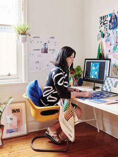 Cassie Byrnes — The Design Files | Australia's most popular design blog.