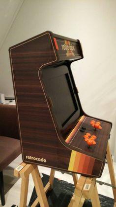 First time build Arcade Game Room, Retro Arcade Games, Video Game Bedroom, Video Game Rooms, Arcade Bartop, Mame Cabinet, Diy Arcade Cabinet, Flipper, Penny Arcade