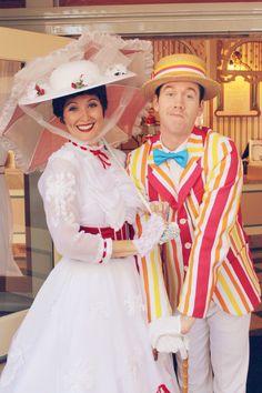 mary poppins & bert ❤