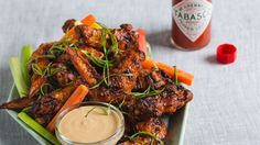 Mario Batali's Big Game Wings  - Delish.com