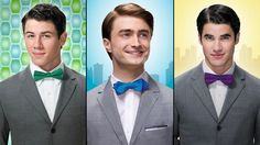 Broadway Musical- How to Succeed in Business Without Really Trying. (Evidently I need to see this considering the three guys who have played in it!)