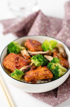 Sweet and Sour Tofu - Omnivore's Cookbook