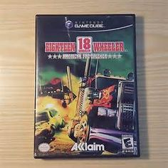 nintendo gamecube game 18 wheeler american pro trucker - - Yahoo Image Search Results
