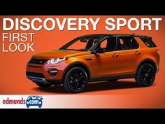 2015 Land Rover Discovery Sport First Look | Paris Auto Show - YouTube