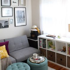 A Tiny Guest Room Gets Complete Makeover With Just 7 Key Items To Create This