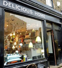 Delicious Home, Columbia Road, Homegirl London