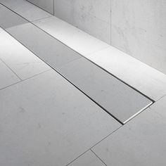 Linear Floor Drains from Bathroom Engineering