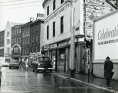 South Main Street/Paradise Place, Cork.