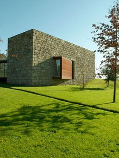 Casa em Brito by Topos Atelier Arquitectura | HomeDSGN, a daily source for inspiration and fresh ideas on interior design and home decoration.