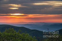 Karen Jorstad - Wintergreen Sunrise I
