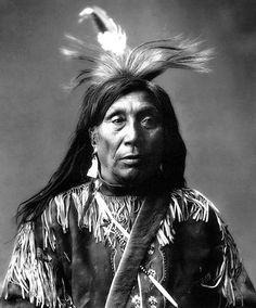 Crow Eagle - Blackfoot (Northern Peigan) - 1895