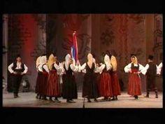 NACIONALNI ANSAMBAL  KOLO-Svadbena igra iz Vranjskog polja - http://filmovi.ritmovi.com/nacionalni-ansambal-kolo-svadbena-igra-iz-vranjskog-polja/