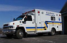 Castleton Ambulance 5024, Town of Castleton, NY (Rensselaer County)