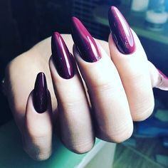 Full-cover nail designs are constantly changing, which means you will never run out of new nail designs to try.With all of these choices,deciding which nails you want next can be difficult!We are here to help you and have found the best nail ideas to inspire your next manicure.Next up are stunning iridescent unicorn chrome nails.If the nails are iridescent,the color of the nails will change when you look at them from a differen... #nail_design #best_nail_ideas_2020… New Nail Designs, Acrylic Nail Designs, Acrylic Nails, Mary Johnson, Elegant Nails, Hand Cream, Long Nails, Beauty Hacks, Burgundy