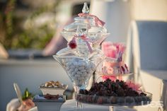 Chocolate, love and Santorini. That's all we need.