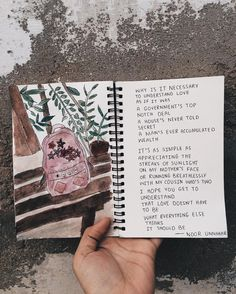 — how you understand love // poetry by noor unnahar // art journal journaling ideas inspiration, tumblr hipsters aesthetics dark grunge artists, scrapbooking diy craft for teens, writers of color, poem poets slam poetry, notebook stationery, instagram instapoets, photography creative creativity, words quotes inspiring //
