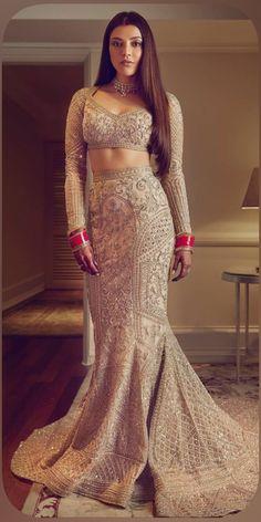 Wedding Looks, Bridal Looks, Bridal Outfits, Bridal Dresses, Wedding Dress, Wedding Wear, Glam Dresses, Backless Wedding, Post Wedding