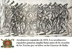 BELLUMARTIS HISTORIA MILITAR: LAS COMPAÑÍAS DE ARCABUCEROS, LA ÉLITE DE LOS TERCIOS ESPAÑOLES