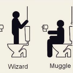 Yes! Funny Harry Potter Muggle Meme