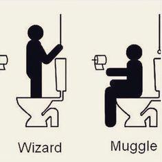 Yes! Funny Harry Potter Muggle Meme