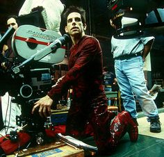 Zoolander Camera & Ben Stiller Via @SmallHD