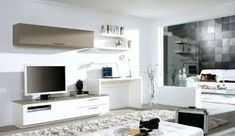 Image result for computer desk and tv stand combo