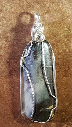 The Cycadeoidea Pendant Pendant Jewelry, Perfume Bottles, Pendants, Artist, Unique, Design, Hang Tags, Artists