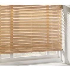 Buy Wooden Venetian Blind 150 x 160cm - Natural at Argos.co.uk - Your Online Shop for Blinds.