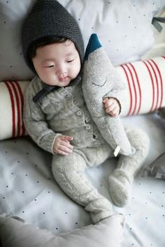 { baby } little cashmere onsie (thought i should pin some little dude stuff just in case...wink)