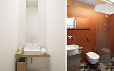 8 Pautas para la decoración de baños pequeños